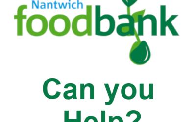 Nantwich Foodbank